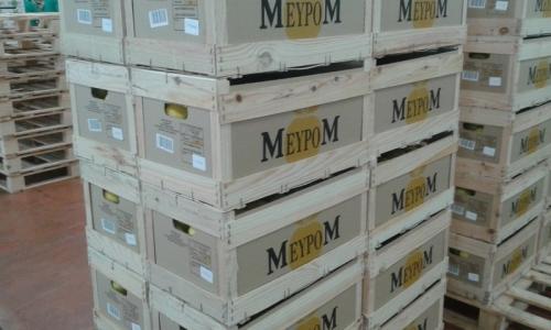 paletade cajas Meypom cat II
